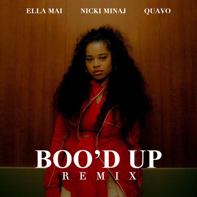 """Dos raperxs de pro se unen al sensacional track """"Boo'd Up"""" de la cantante londinense afincada en LA Ella Mai"""