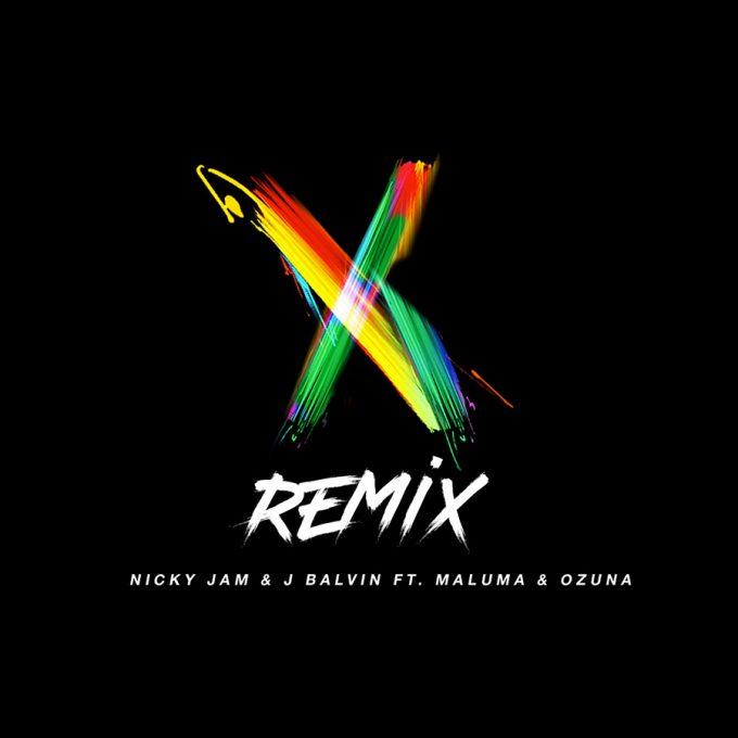 """""""X"""", el tema latino más viral del año, suma dos nuevos invitados en la remezcla oficial"""