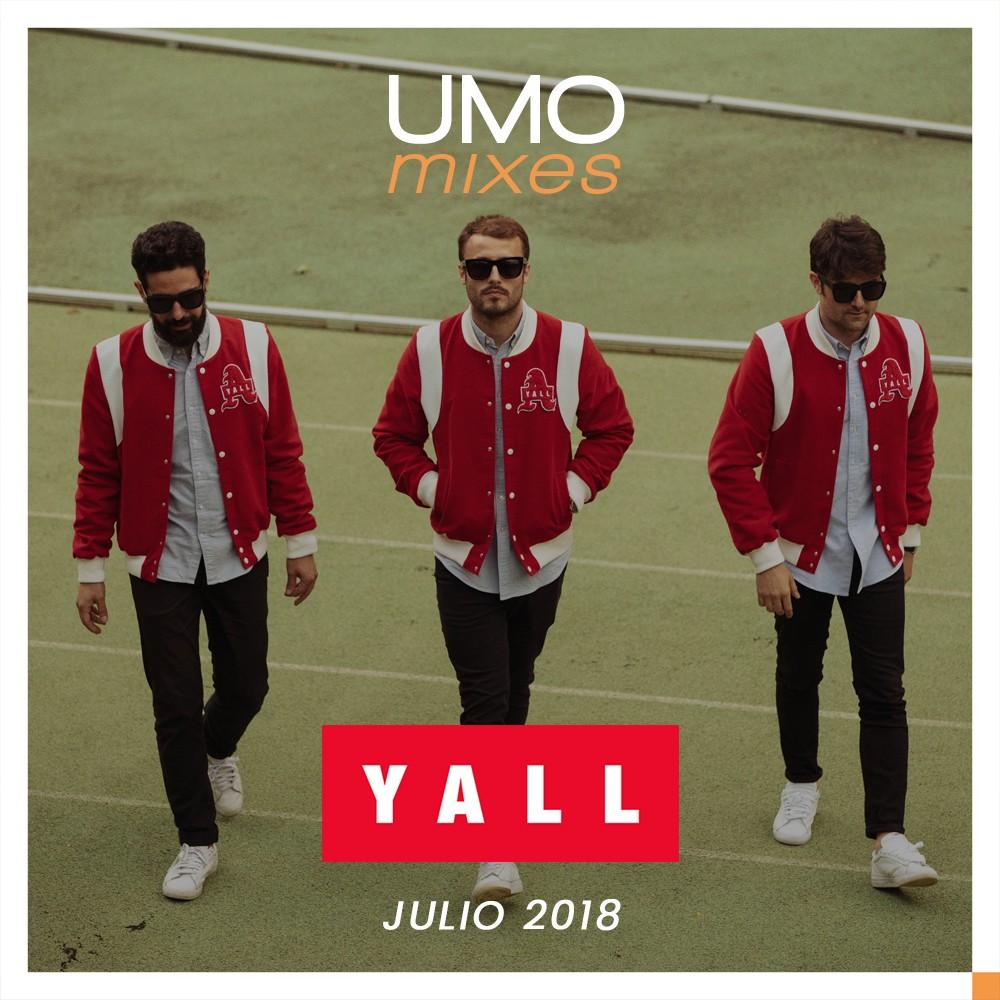 El colectivo español YALL nuevo invitado de las UMOmixes
