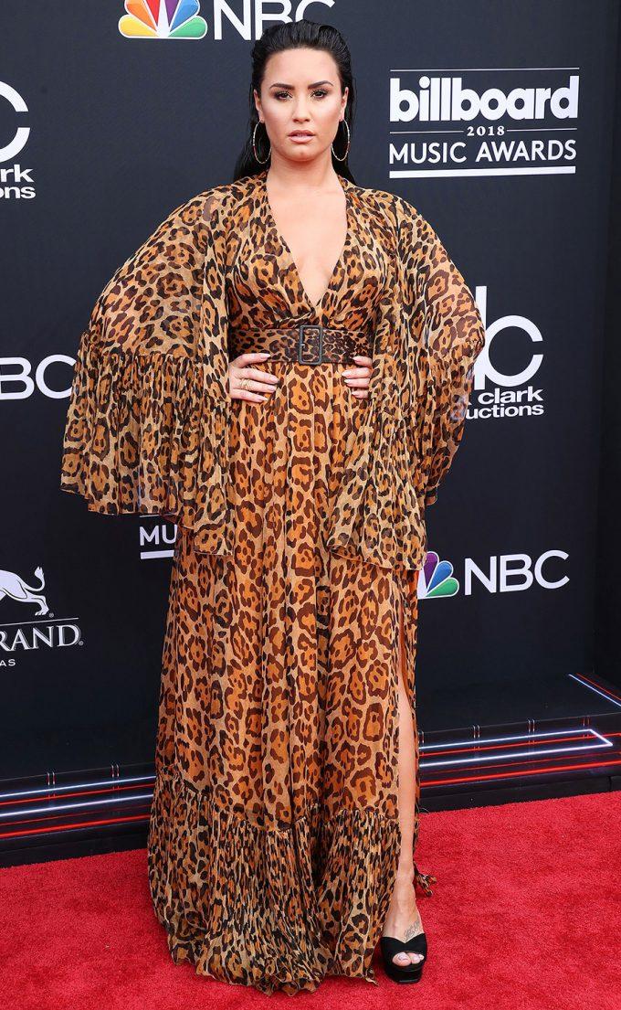 La industria musical se vuelca con la popstar americana Demi Lovato tras sufrir una supuesta sobredosis de drogas