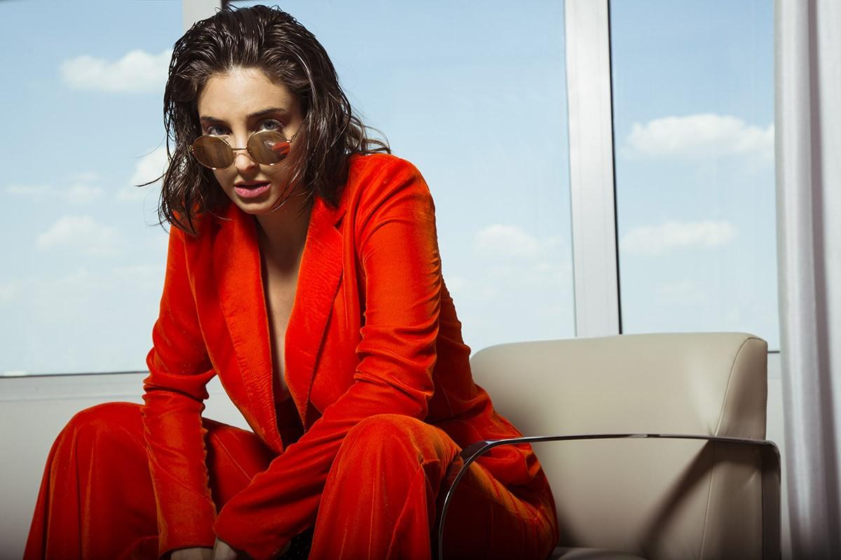 La vocalista madrileña Sandra Delaporte y el productor napolitano Sergio Calvi son una de las sensaciones musicales del 2018