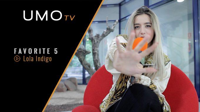 La artista andaluza Lola Indigo nos habla de los vídeos musicales que más le han marcado