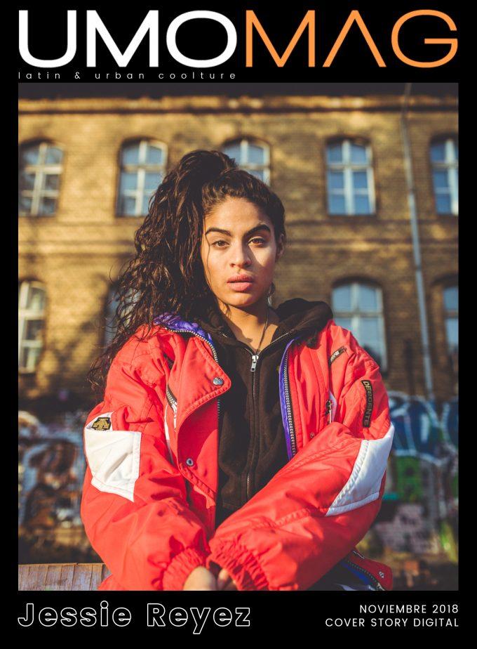 La cantautora canadiense de origen colombiano Jessie Reyez ocupa la Cover Story digital del mes de Noviembre en UMOMAG