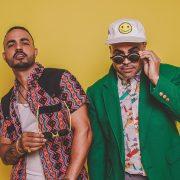 Jean Rodríguez (voz) y Danny Flores (productor) trabajan sin descanso y ya preparan su segundo álbum