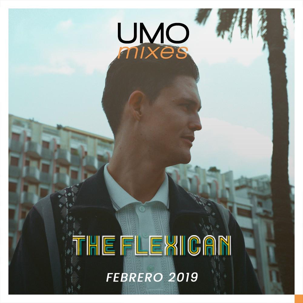 El productor latino The Flexican nuevo invitado de las UMOmixes