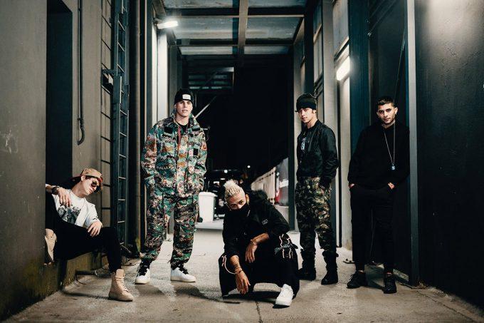 La boy band del momento actuará la semana que viene en Madrid y Barcelona con casi todo el papel vendido