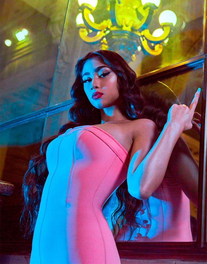 La primera artista chilena de Sony Music Latin pide paso y gana protagonismo