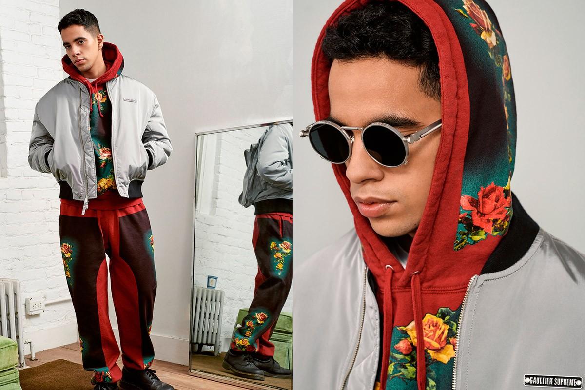 Diseños exclusivos mezclando el streetwear neoyorquino con el estilo único francés