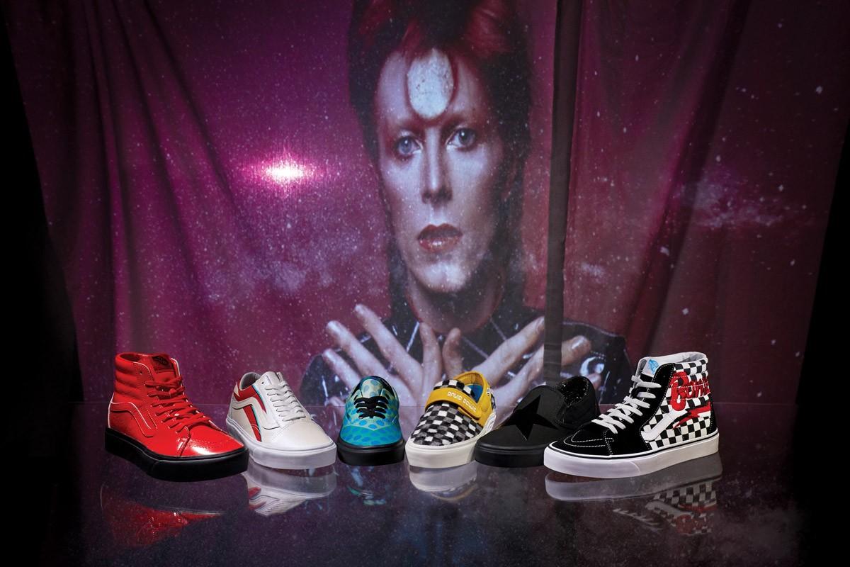 La marca de skate presenta una colección cápsula inspirada en 'el hombre que vino de las estrellas'