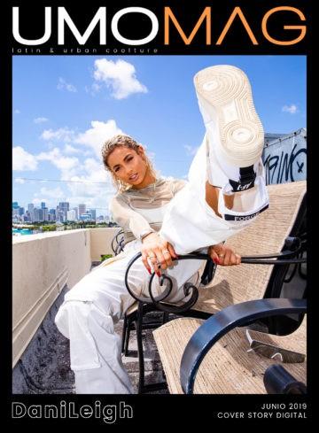 La polifacética artista de Miami ocupa nuestra portada digital de Junio '19