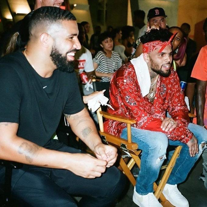 Chris Brown No Guidance Feat Drake: Noticias Chris Brown